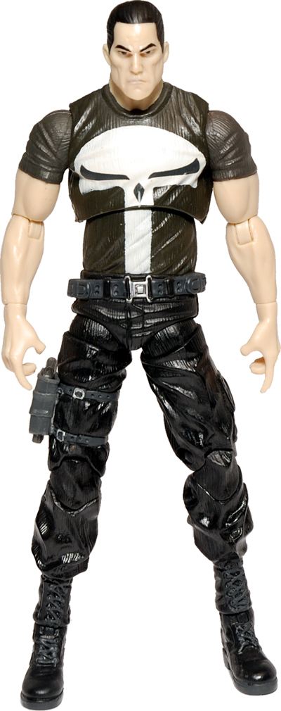 Marvel Legends Punisher 2012 Punisher Marvel Legends Review